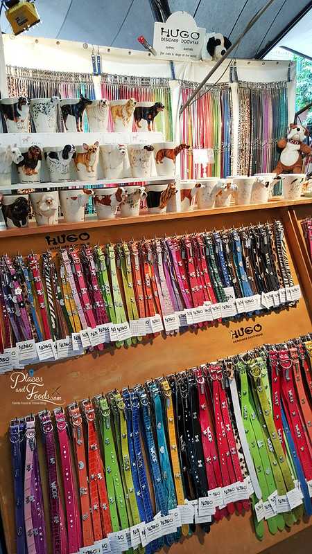 the rocks weekend market sydney dog collars