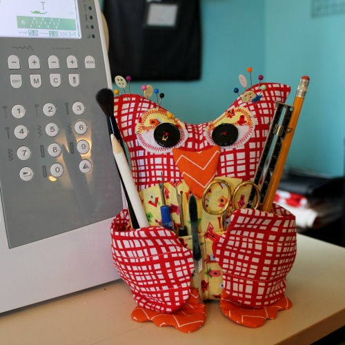 Owl You Need Sewing Buddy