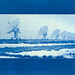 Cyanotype: Very Large Array