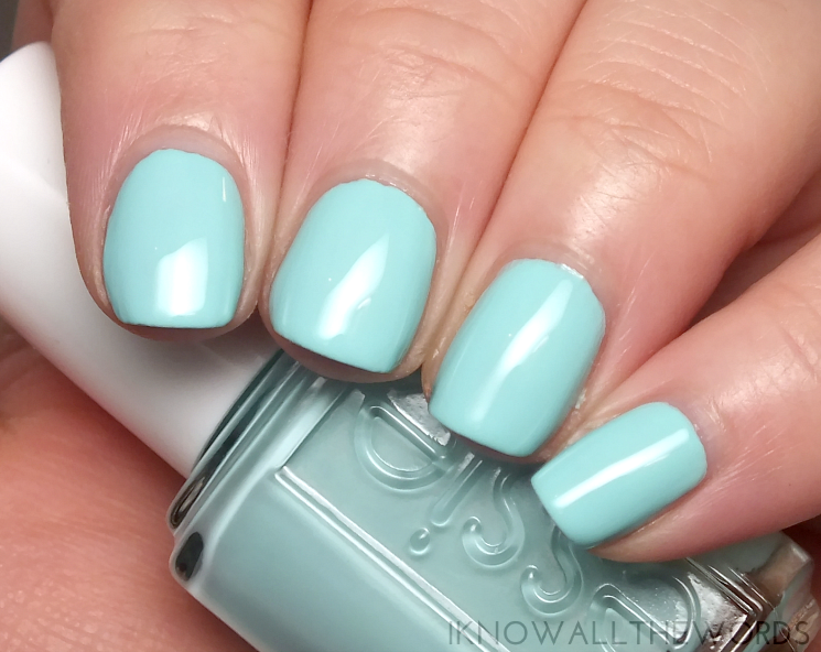 essie flowerista collection spring 2015 blossom dandy