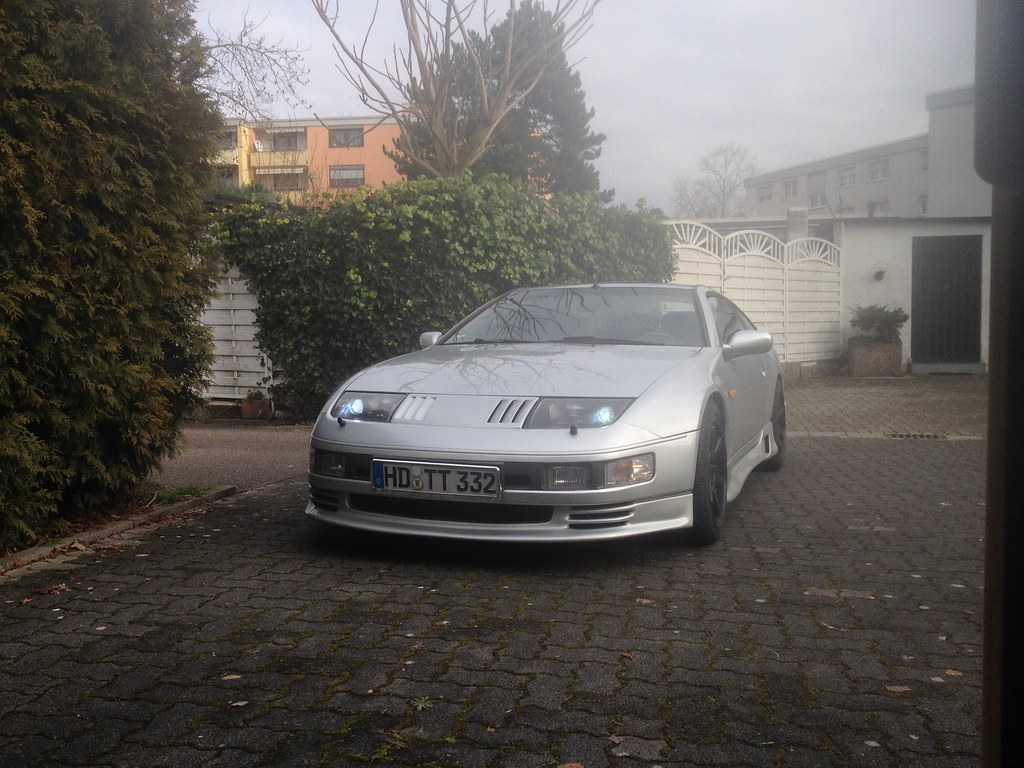300 zx Tuning | 300zx silver | marwilgeo | Flickr