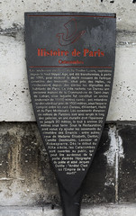 Photo of Black plaque number 39465