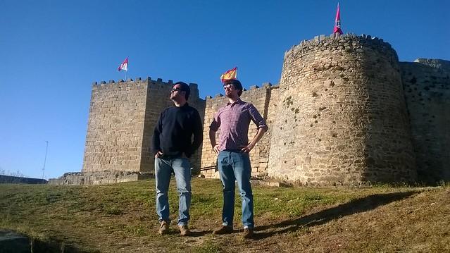 Castillo de los condes de Ledesma
