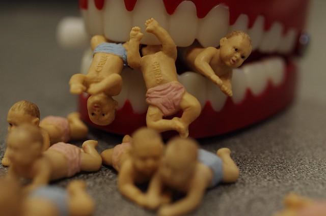 Attack on Titan - The Nursery!