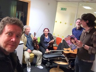 Govannen CD launch - BBC Radio Leicester