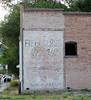 Fiberglass Repair Ghost Sign
