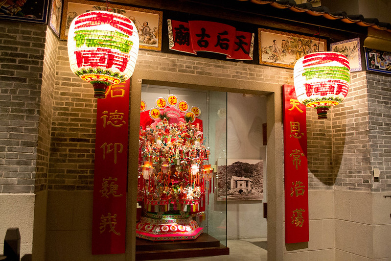 Temple Display, Hong Kong Museum of History | packmeto.com