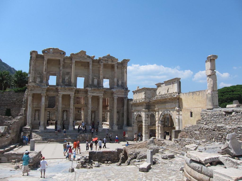 艾菲索斯Efes圖書館