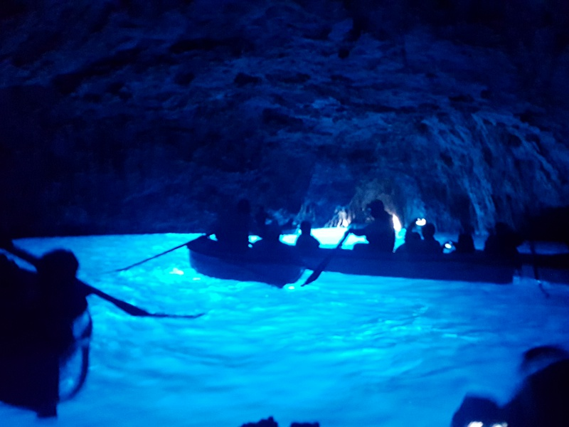Blue Grotto Capri