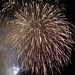 fireworks from a boat by N Dave Johnson