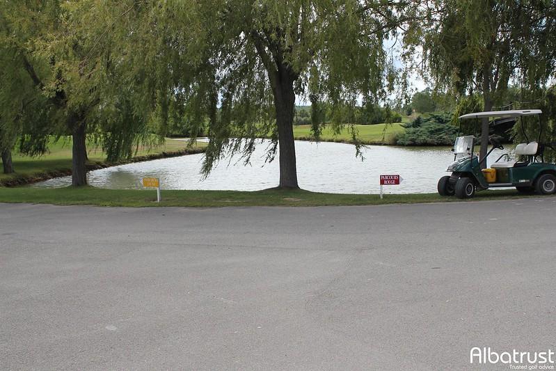 photo du golf Exclusiv Golf de Toulouse Seilh - UGOLF - Parcours