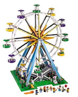 千萬別再錯過這個超威組合!LEGO 10247 新版摩天輪