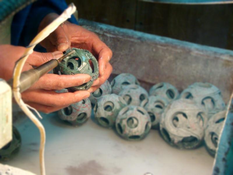 Beijing jade souvenirs