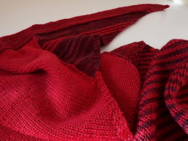 L shawl