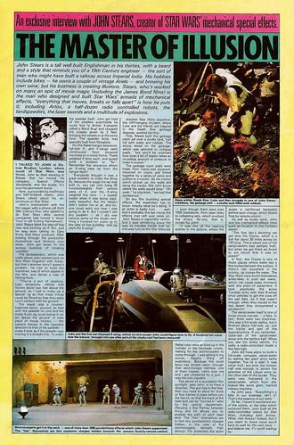 Star Wars UK Poster Magazine #3 (1978) 3