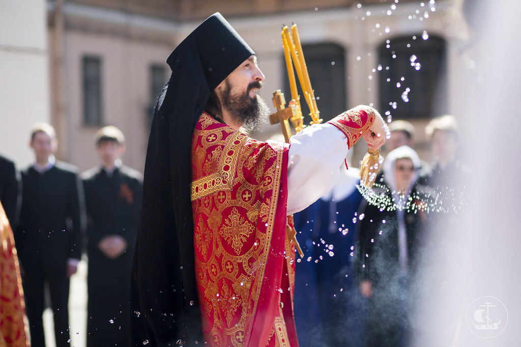 10 мая 2015, Неделя 5-я по Пасхе, о самаряныне / 10 May 2015, 5th Sunday of Pascha. Sunday of the Samaritan Woman