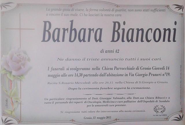 Bianconi Barbara