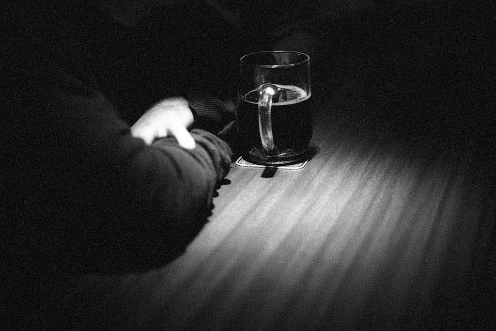 Dans les bars...