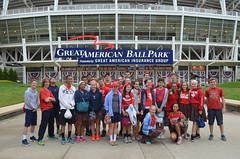 8th Grade goes to GABP