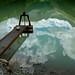 Le ponton dans les nuages by Corinne Queme