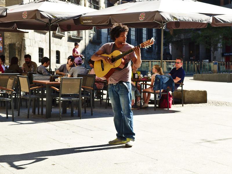Música al sol
