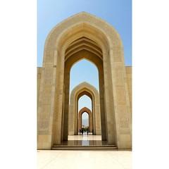 The Grand Mosque, Oman.