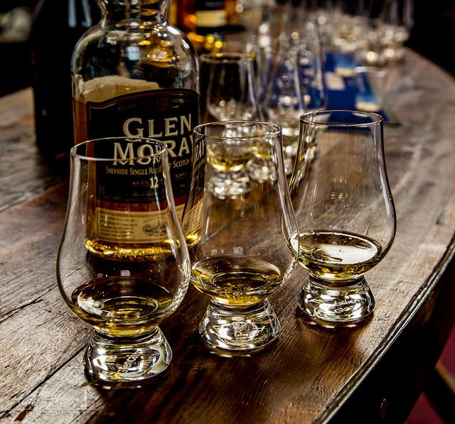Glen Moray Samples