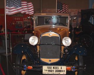 1931 FORD Model A ( 3300 cc )