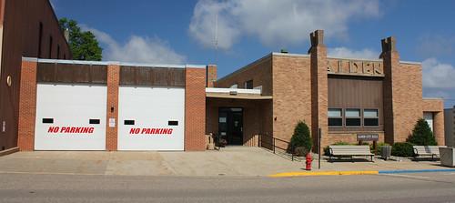 City Hall & Fire Station - Alden, MN