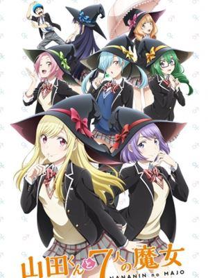 Yamada và 7 Cô Phù Thủy