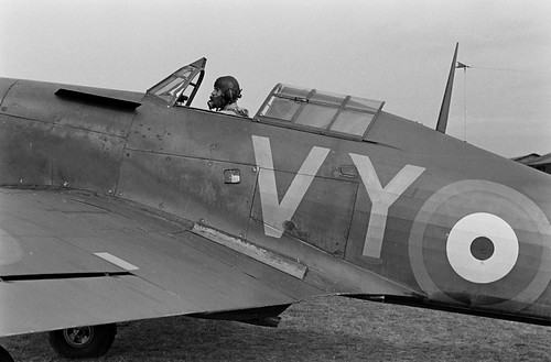RAF Hawker Hurricane No 85 Squadron 1940.