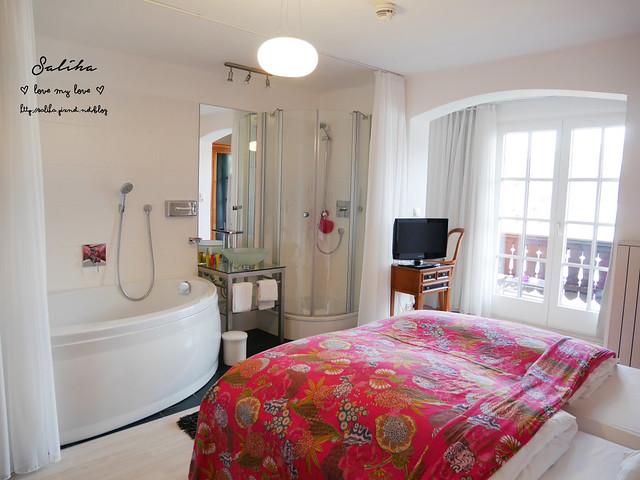 奧地利住宿Hotel Seevilla Wolfgangsee (8)
