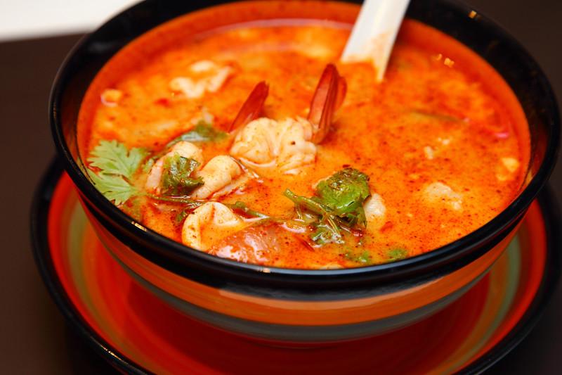 Tomyam-Seafood