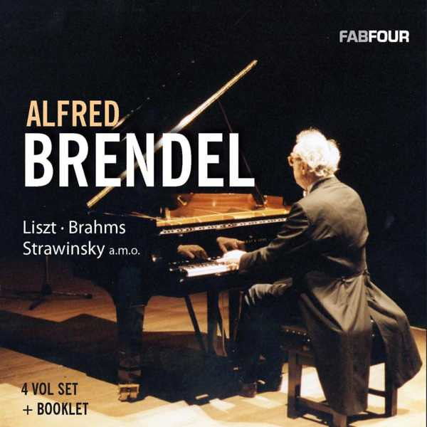 Header of Alfred Brendel