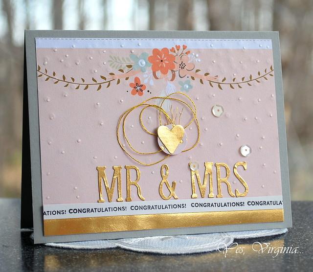 #1 Mr. & Mrs.