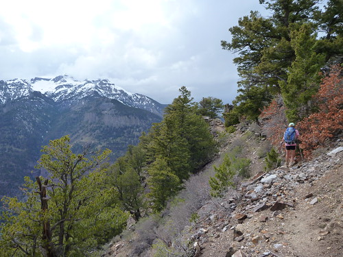 Ouray mine trail