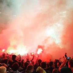 Гооооол! 1:0! Селезньов! #ДніпроНаполі #ШляхДоВаршави #Дніпро #Наполі #FCDD #Dnipro #UEL #matchday #Київ #Kyiv #olimpiyskiy #stadium #football