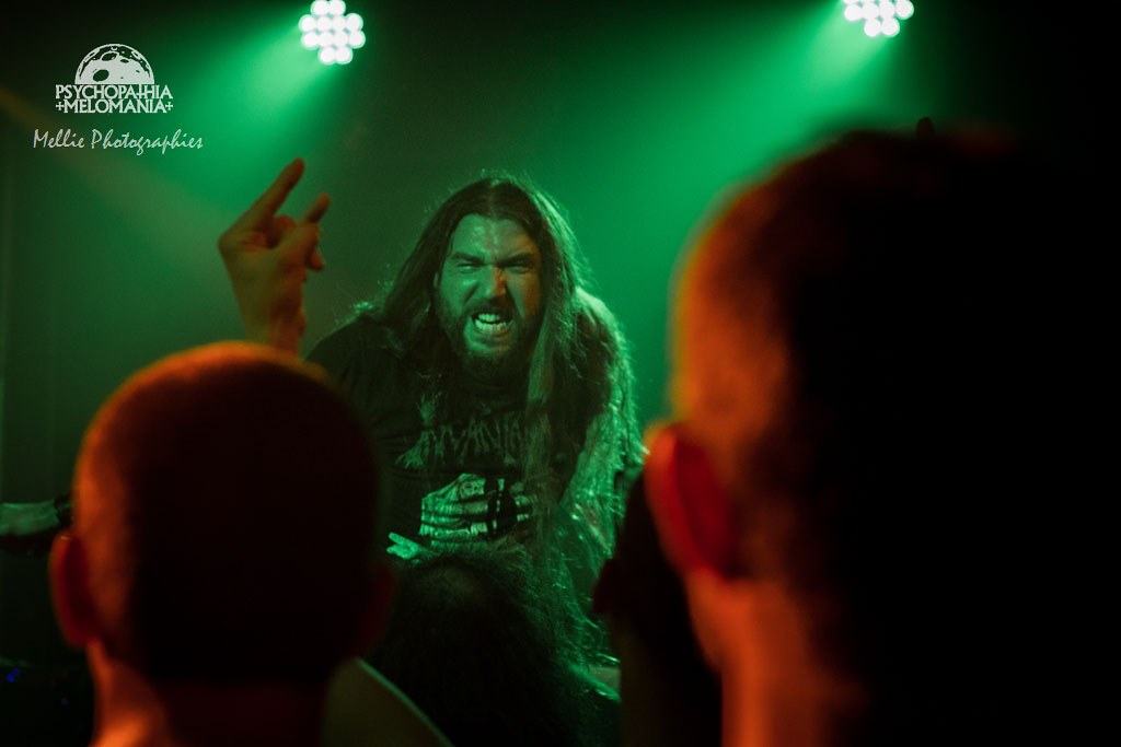 Impureza @No sleep till Orlinz #1, L'Astrolabe, Orléans 24/04/2015