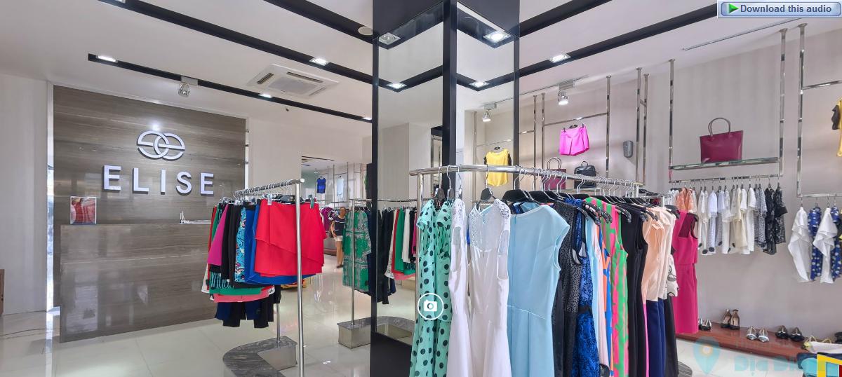 Cửa hàng thời trang Elise Hà Đông