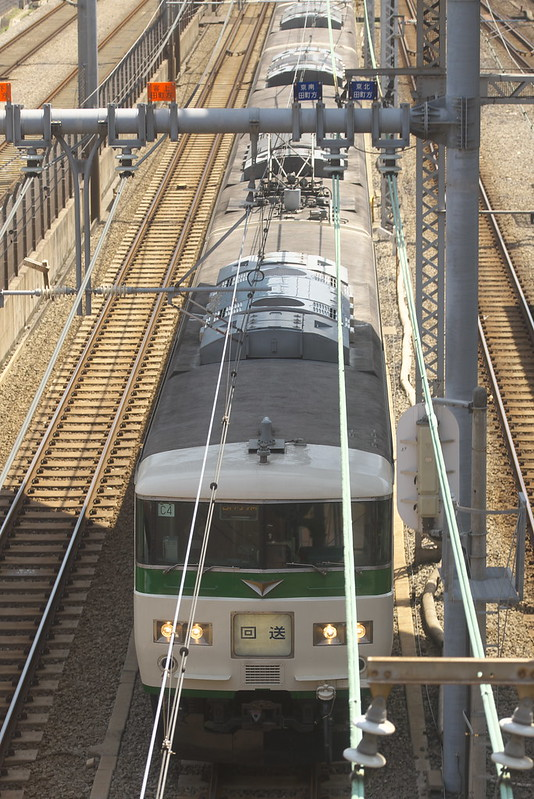 Tokyo Train Story 東海道本線 2015年5月30日