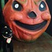 BIG Pulp Jack O Lantern - Mint w/ Original Handle by luvehorror