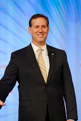 Rick Santorum at Southern Republican Leadership Conference, Oklahoma City, OK May 2015 by Michael Vadon