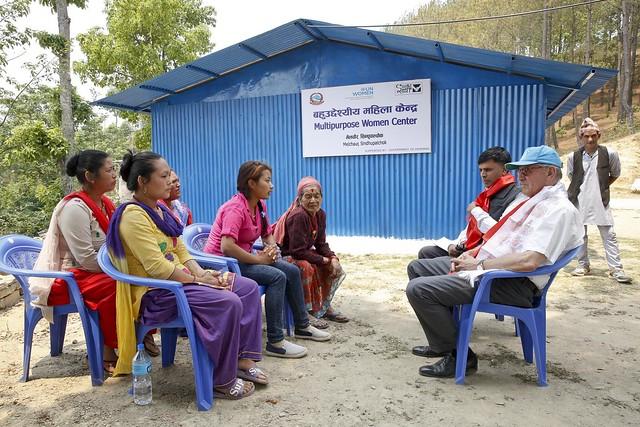 DSG visits Nepal