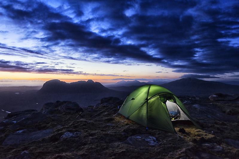 Assynt Wild Camp