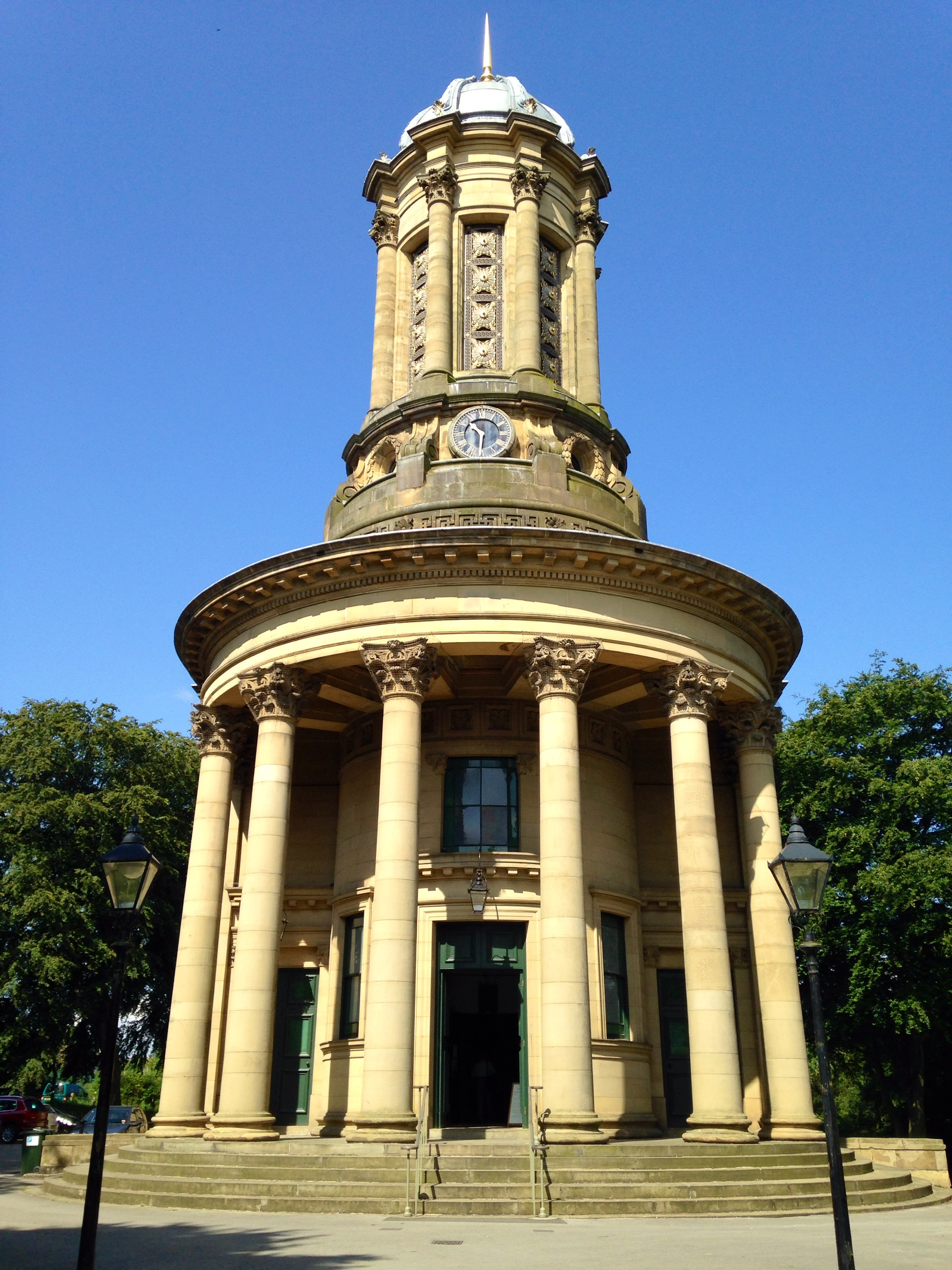 SALTAIRE, United Reformed Church, Yorkshire (Sarah Crossland 2014)