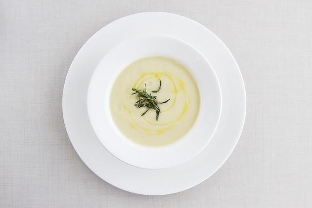 White onion soup © ROH Restaurants