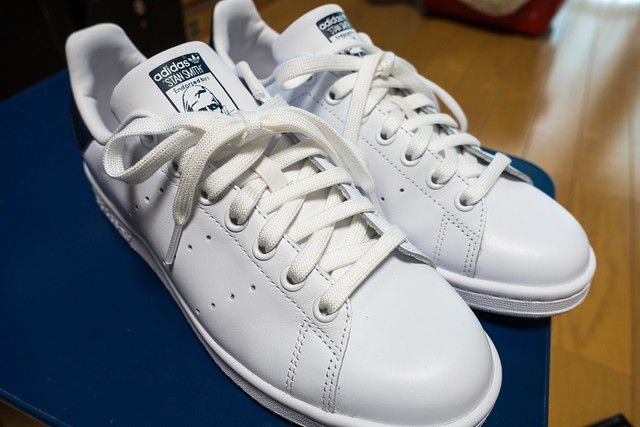 adidas STAN SMITH (ABC-Mart Ver.)