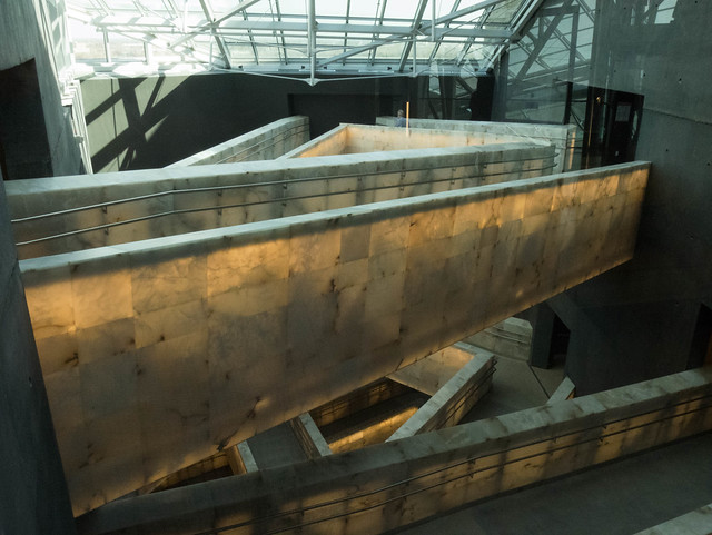 Canadian Museum for Human Rights Walkways