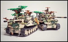 Hunting Tigers – Late 1944 (COBI WWII)