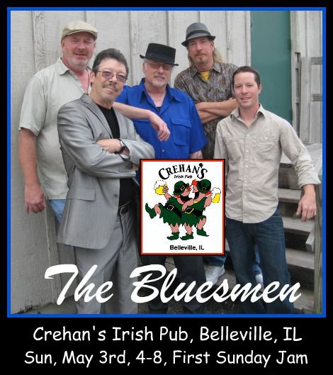 The Bluesmen 5-3-15